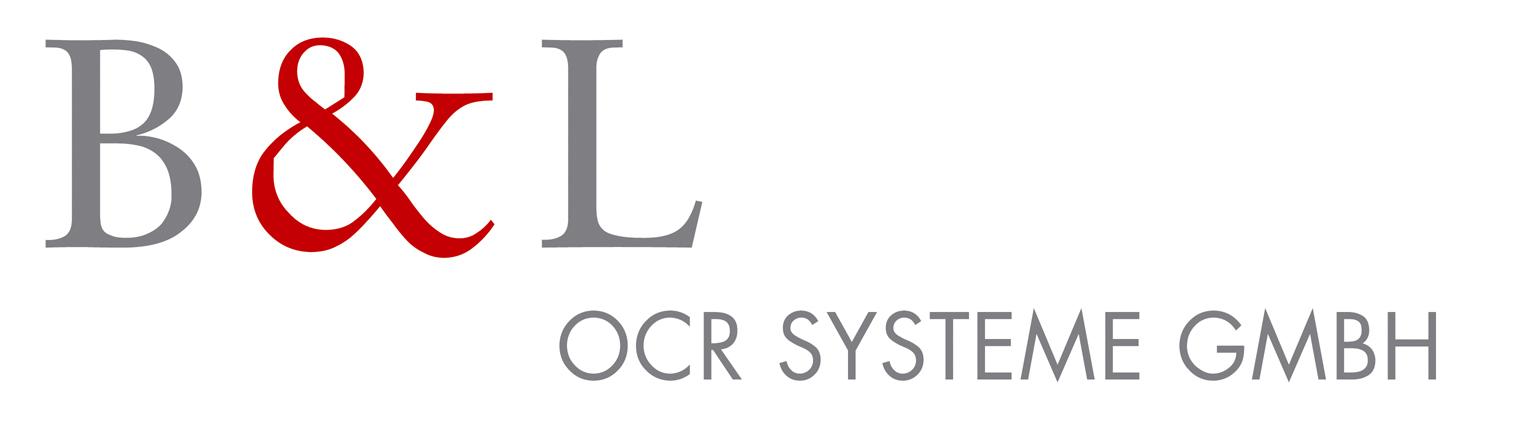B&L OCR SYSTEME GMBH